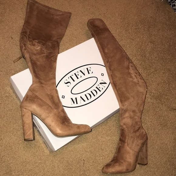 bcf6c162948 Steve Madden Over the Knee boots SALE FOR 24 HRS. M 5a8e43583a112ef1729d6f11